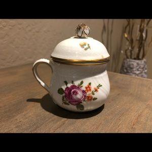 Vintage Richard Ginori China Pot